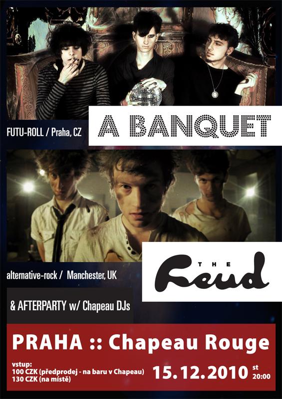 Promo plakát (bandzone.cz/abanquet)